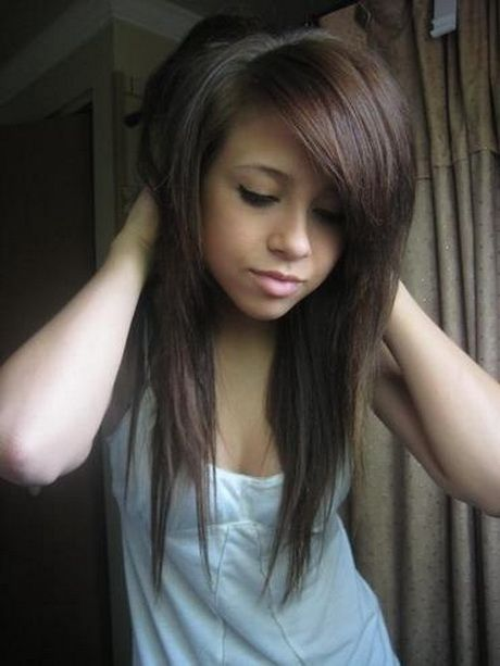 emo styled hair 17 best ideas about hairstyles on 7369 | 36e75cb3aecc879a108ee2b4a0992d94