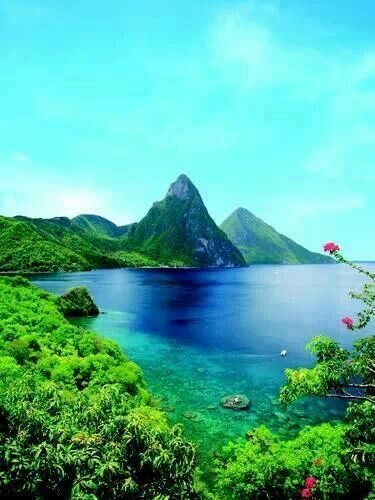 St Lucia. i cant wait to go!