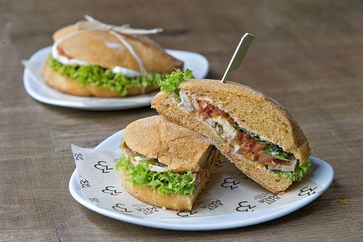 Just Made 33 #Sandwich