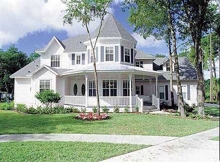 1000 ideas about victorian house plans on pinterest for House plans with loft and wrap around porch