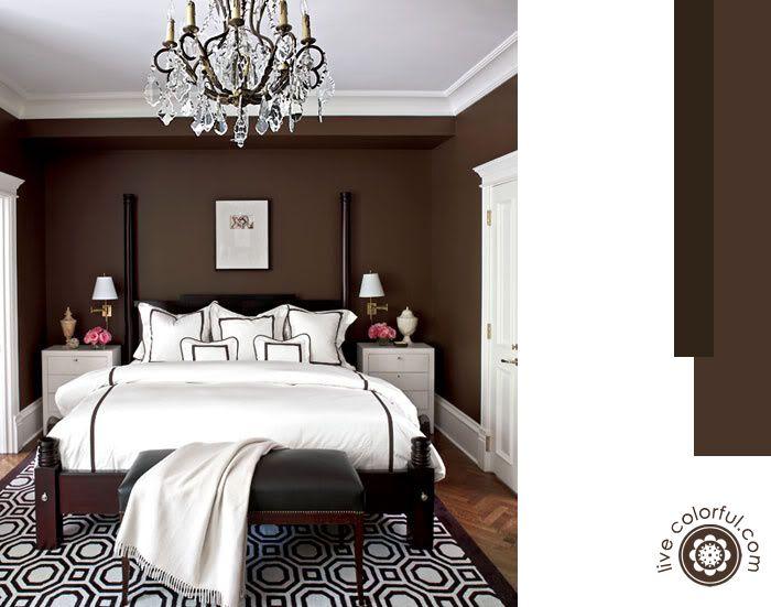 Colores de paredes con muebles oscuros muebles oscuros for Muebles oscuros que color de pared