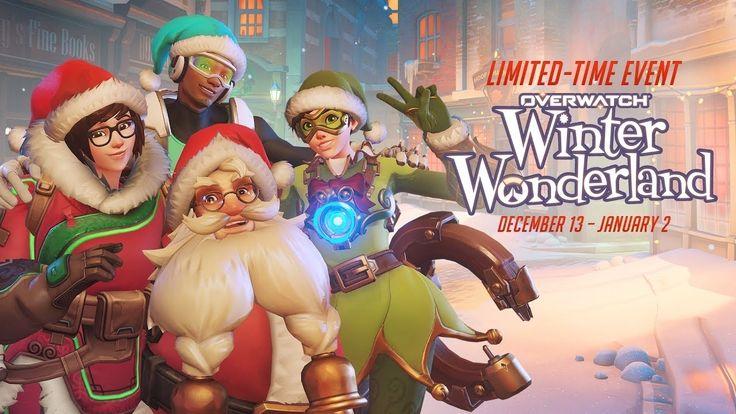 Jugando a Overwatch | Competitivo: Temporada 3 | Evento de Navidad #Gameplay de #Overwatch. #Competitivo: Temporada 3. Evento de #Navidad