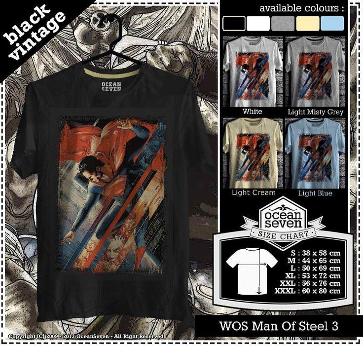Kaos Man Of Steel Series 2