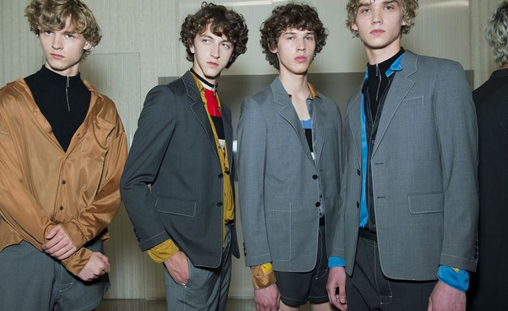 Prada - Mens SS 2016, Milan | Wallpaper* Magazine