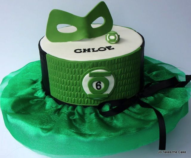 ... birthday cake green lanterns green lantern cake 6th birthday cakes