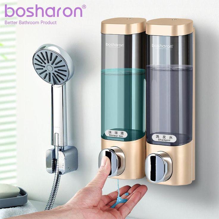 Soap Dispenser Wall, Soap Dispensers For Bathrooms