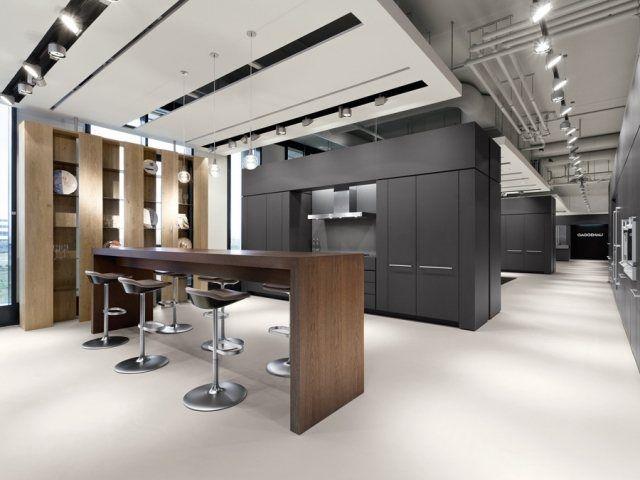 gaggenau amsterdam showroom showroom kitchens and. Black Bedroom Furniture Sets. Home Design Ideas