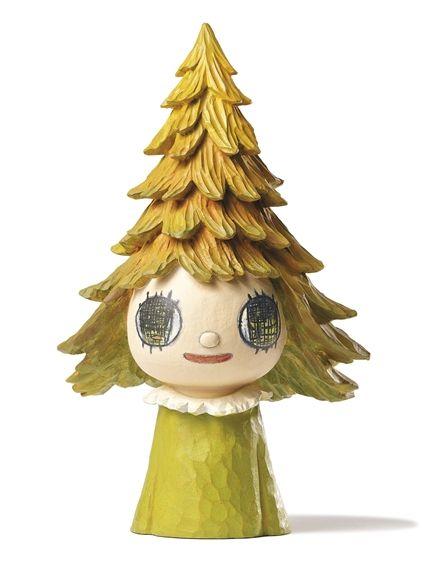 MORI GIRL - Yoshitomo Nara