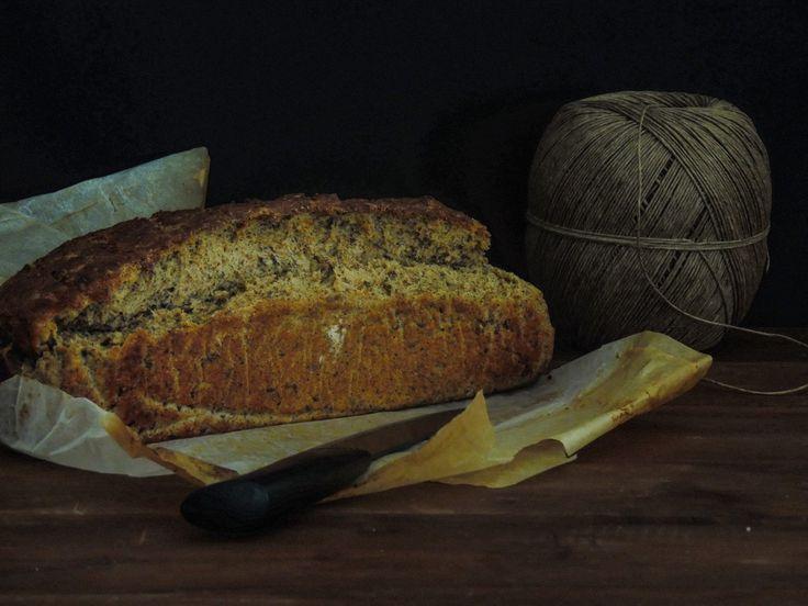 Pane di grano saraceno e sorgo !