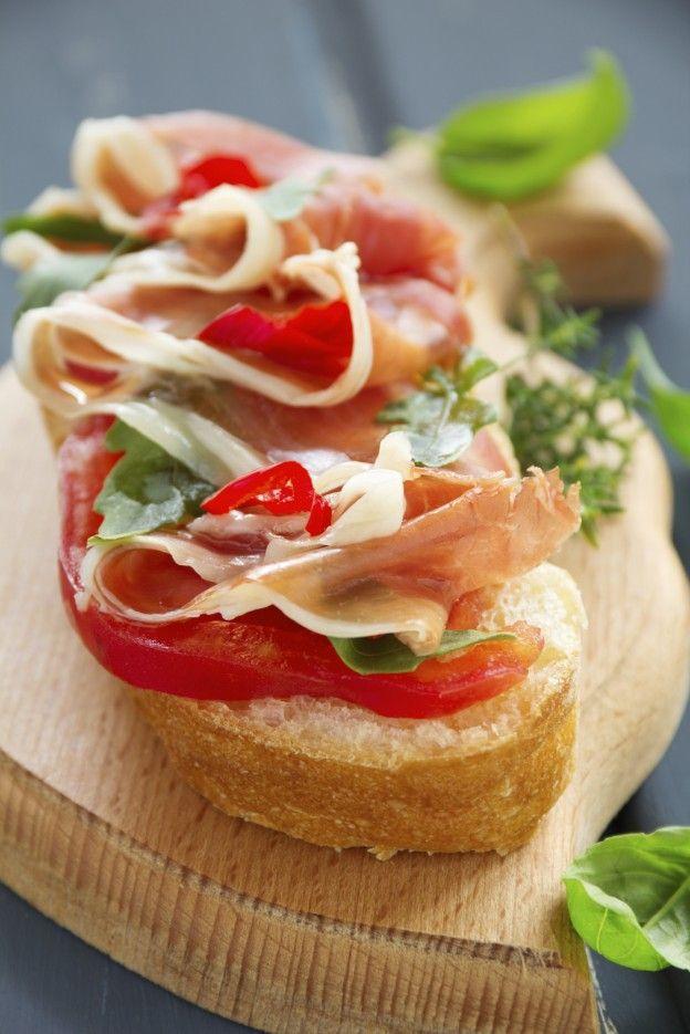 Feuriges Spanien: Die 10 besten Tapas-Rezepte #Fingerfood  #Tapas #Rezept