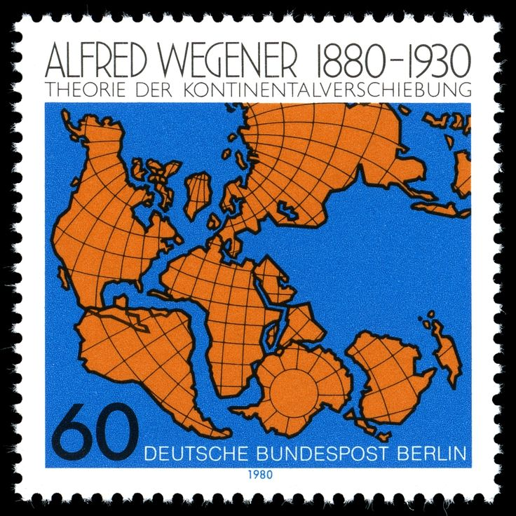 alfred wegener the father of plate These theories would soon be challenged by alfred wegener (see  first regular  academic post by replacing his father-in-law, vladimir koppen, as a professor of .