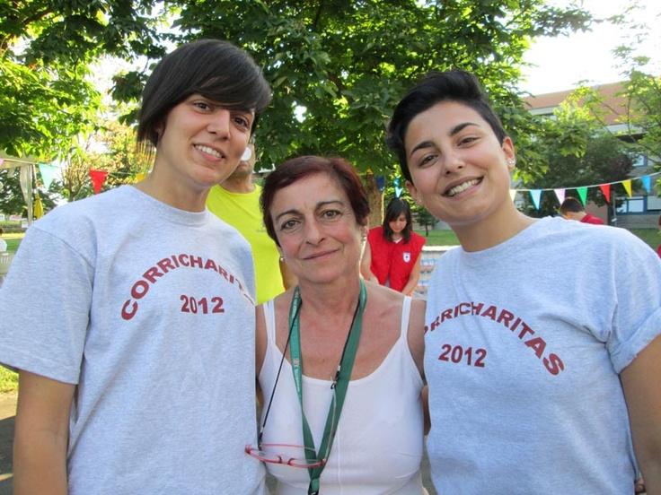 CorriCharitas 2012 Staff Charitas