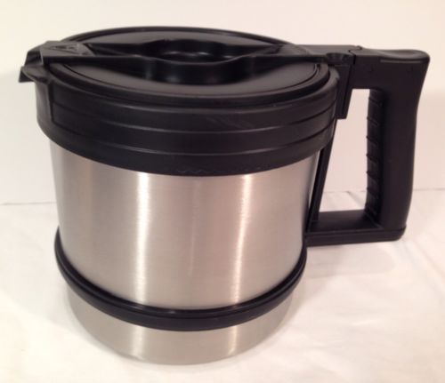 Bunn 32800.1000 Replacement BT10 BTX Coffee Pot 10 Cup Stainless Ther?