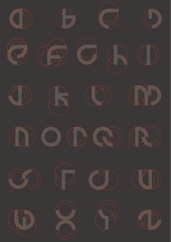 Wirdem Modular Typeface. by Modular.