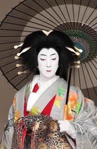 BANDO Tamasaburo, national living treasure.
