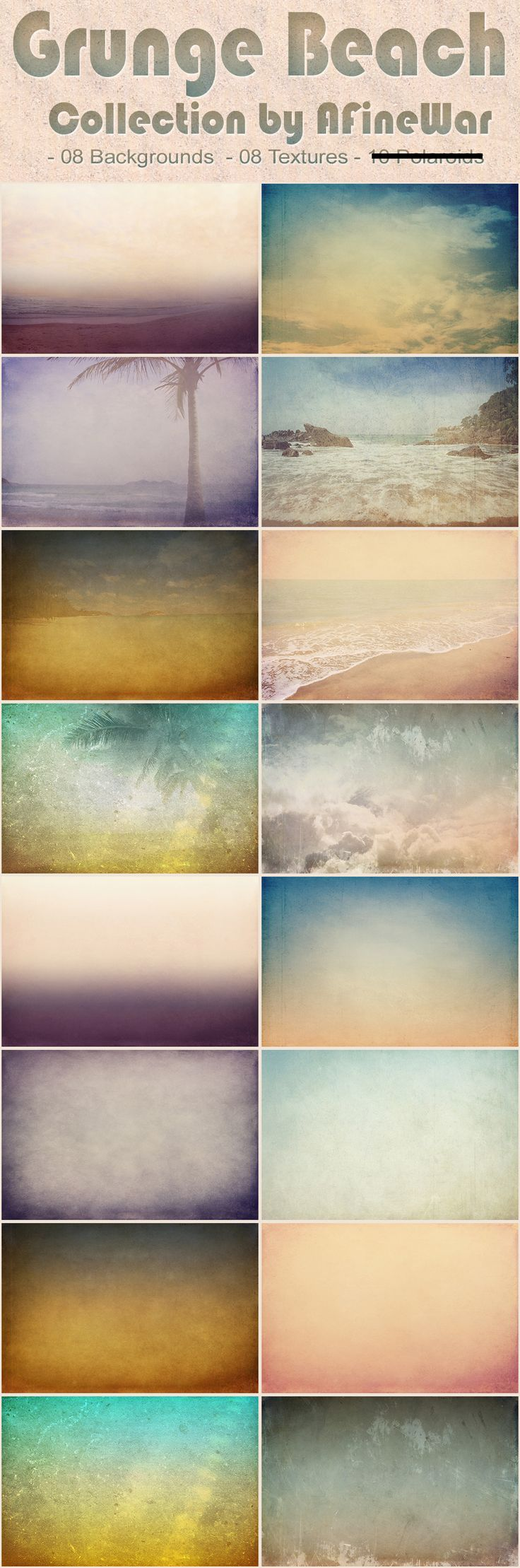 Texture bank 8 shiny blue grungy deviant textures - Grunge Beach Collection Textures By Afinewar On Deviantart Free Textures