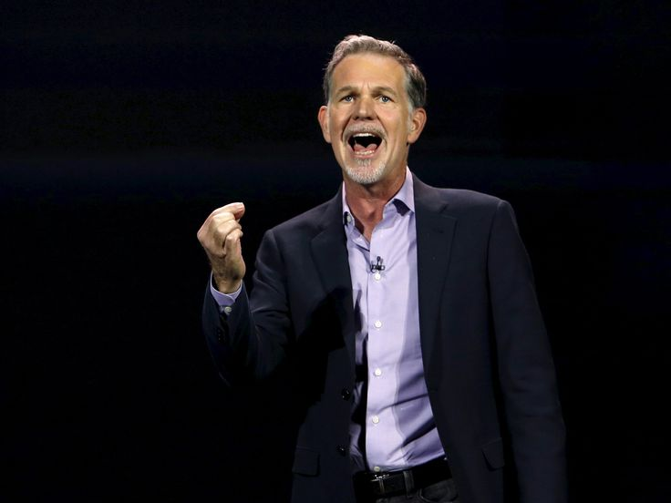 Netflix CEO Reed Hastings loves when other companies pick fights with him (NFLX)