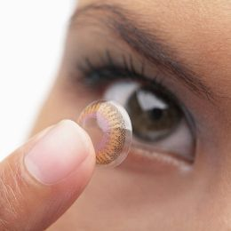 Color Contacts for Dark Skin Do you have dark skin and