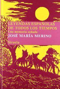 """""""Leyendas españolas de todos los tiempos una memoria soñada"""". Madrid : Temas de Hoy, 2000. http://kmelot.biblioteca.udc.es/record=b1249066~S10*gag"""