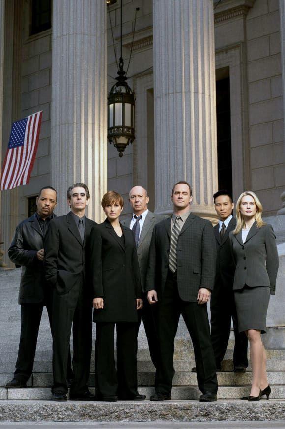 Law And Order Svu Season 5 Cast Lawandorder Svu Law And Order Law And Order Svu Svu