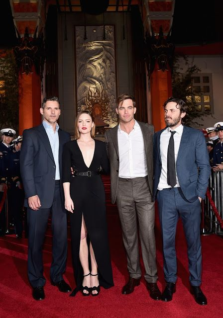 Disney's The Finest Hours World Premiere Photos