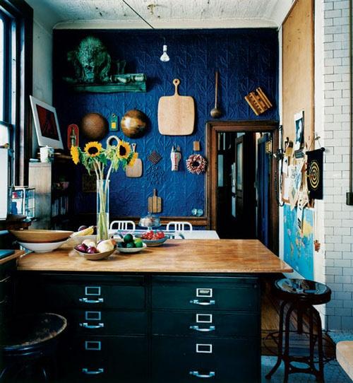 I really, really need a bigger kitchen. or any kitchen.