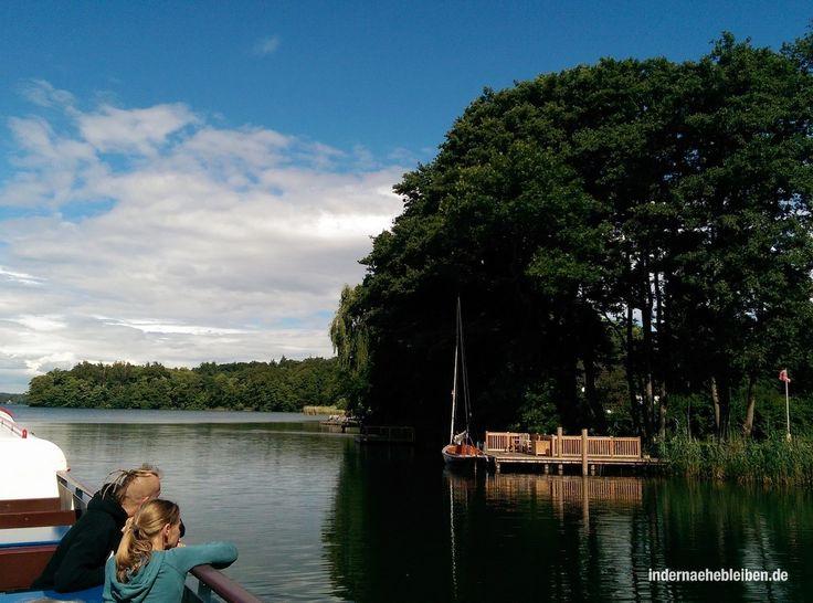 Die 5-Seen-Fahrt in der Holsteinischen Schweiz ist ein echter Klassiker. Ganzer Beitrag: http://www.indernaehebleiben.de/5-seen-fahrt-holsteinische-schweiz/