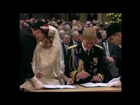 Huwelijk Prins van Oranje en Máxima Zorreguieta