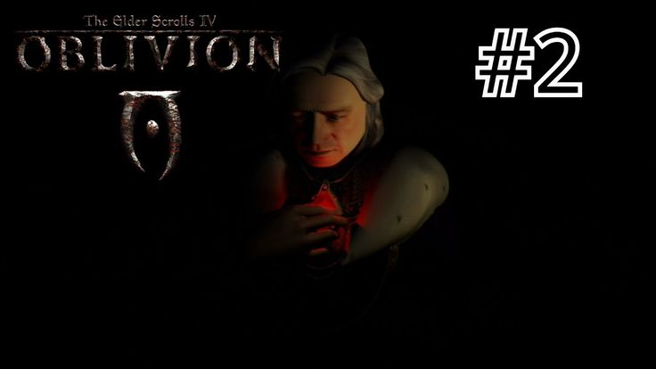 ✦The Elder Scrolls IV: Oblivion✦PS3 Maxy Long Gameplay {2} - No commenta...