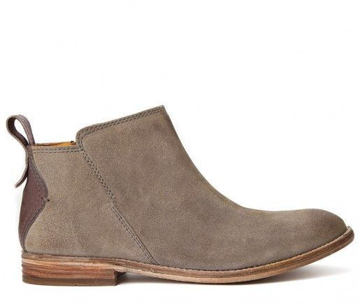 Revelin Suede Grey Boot Boots
