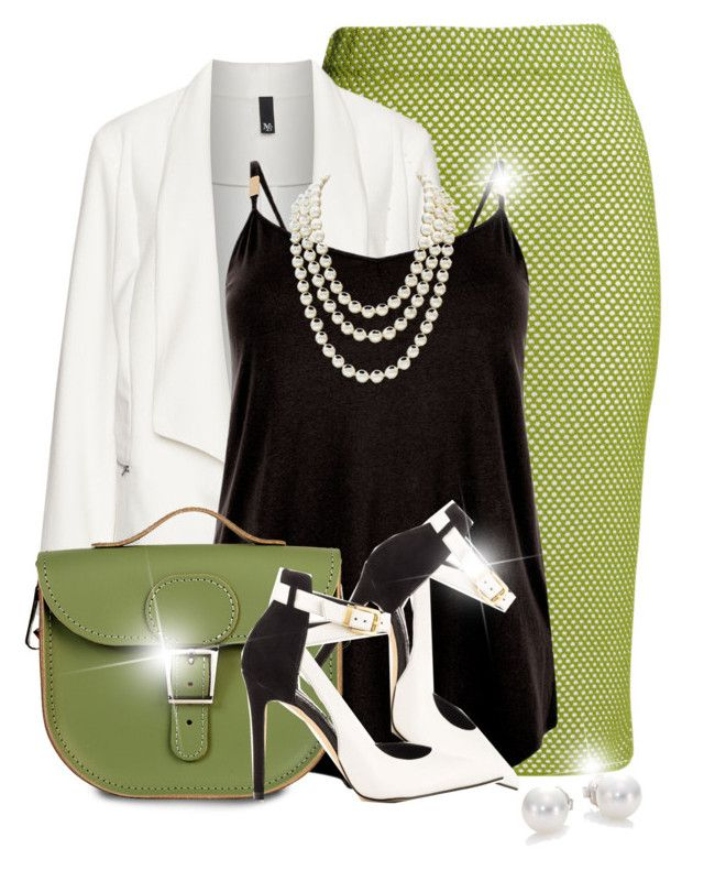 Black And White Shoes by colierollers on Polyvore featuring polyvore, fashion, style, Manon Baptiste, Lucas Nascimento, GUESS, Brit-Stitch, Chanel, Mikimoto and clothing