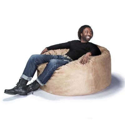 Large Bean Bag Gaming Chair Upholstery: Camel - http://delanico.com/bean-bag-chairs/large-bean-bag-gaming-chair-upholstery-camel-734484105/