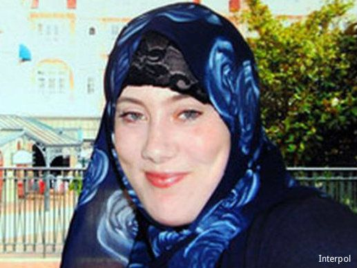 The notorious terrorist nicknamed the 'White Widow' has been shot and killed, according to a Russian news agency. Samantha Lewthwaite, 30, was reported dead by the Moscow outlet Regnum, allegedly killed by a volunteer sniper in East Ukraine.