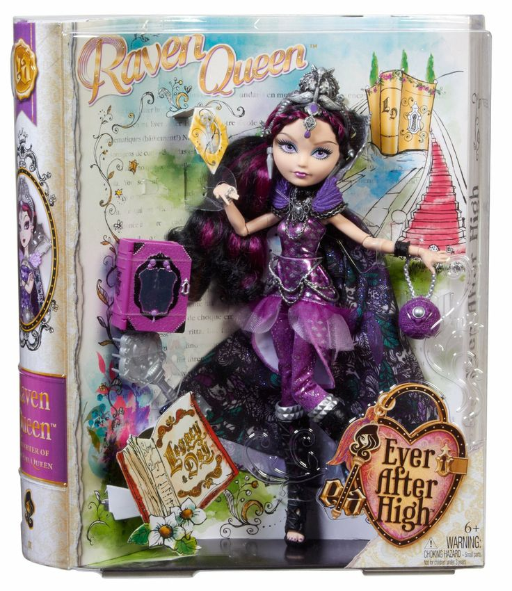 Ever After High Toys R Us : Amazon ever after high legacy day raven queen doll