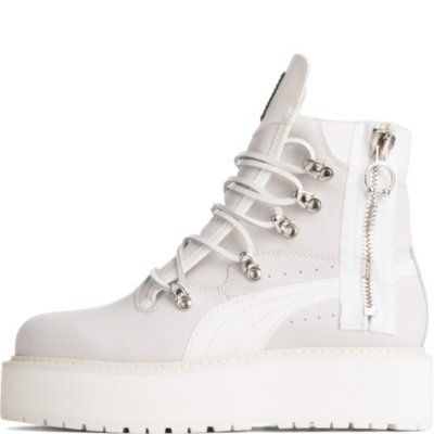Puma Rihanna Sneaker Wedge Ankle Boot