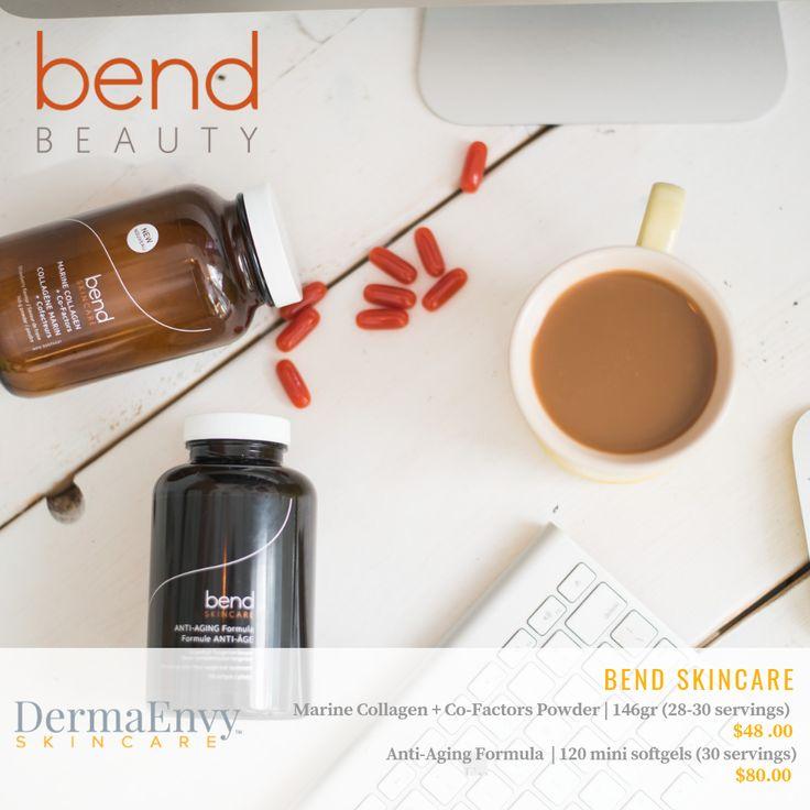 New to dermaenvy bend beauty marine collagen cofactors