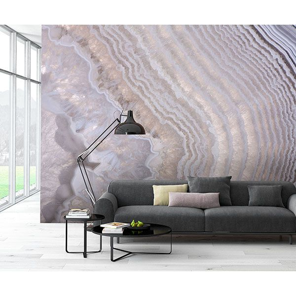 Wall murals from Brewster  and available at Hirshfield's.