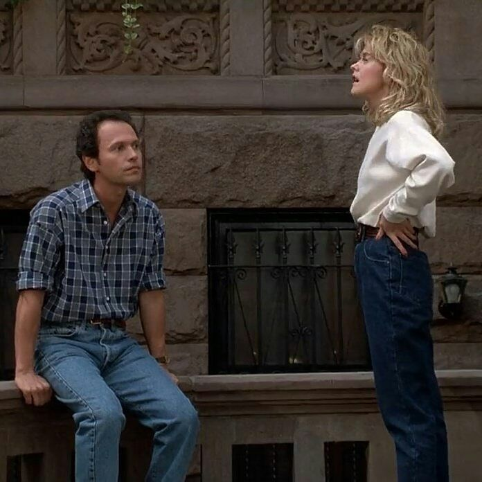 "116 Likes, 7 Comments - Razzi Permana (@razzix) on Instagram: ""Outfits from When Harry Met Sally (1989) ranging from 70s-80s #whenharrymetsally #billycrystal…"""