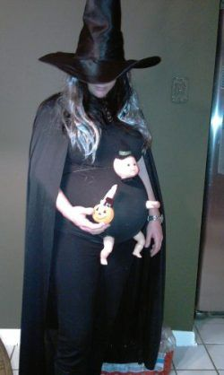 Interesting maternity costumes just too cool not to share.