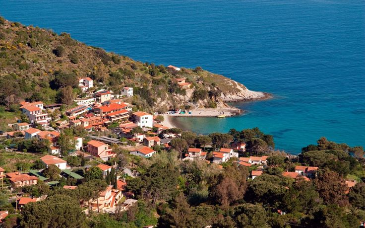 Capo Sant'Andrea, Elba: The emperor Napoleon escaped from exile on this Mediterranean island after less than a year, but left behind his Villa dei Mulini. Plot your own escape to Capo Sant'Andrea, known locally as the piccola isola nell'isola (little island within the island).