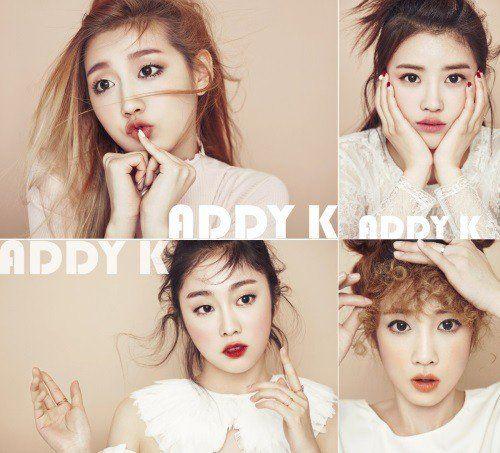 Lovelyz Yein, Mijoo, Jiae & Jisoo for ADDY K-Star ©foxywish