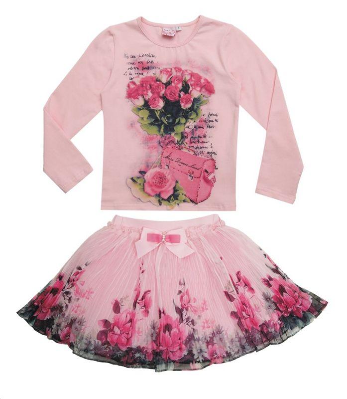 Cheap Nueva moda 2015 Boutique trajes juegos para niños lindos muchacha de la impresión Floral camisetas de manga larga Tops + faldas tutú conjuntos con el arco ropa, Compro Calidad Conjuntos de Ropa directamente de los surtidores de China: $6.27 $6.77 $6.61 $11.99 &
