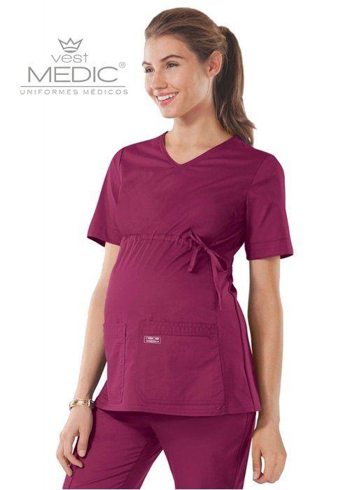 Resultado de imagen para modelos de uniforme para embarazadas