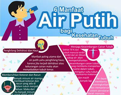 """Check out new work on my @Behance portfolio: """"6 Manfaat Air Putih bagi Kesehatan Tubuh"""" http://be.net/gallery/50635085/6-Manfaat-Air-Putih-bagi-Kesehatan-Tubuh"""