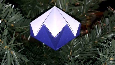 Anikó Dóbiász: Christmas ornament 2.