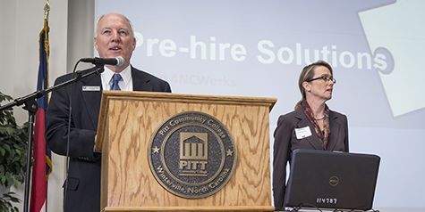 OU Campus: Pitt Community College