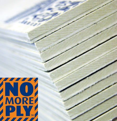 From 6.99 No More Ply Boards 6mm X 1.2mx600mm Tile Backer
