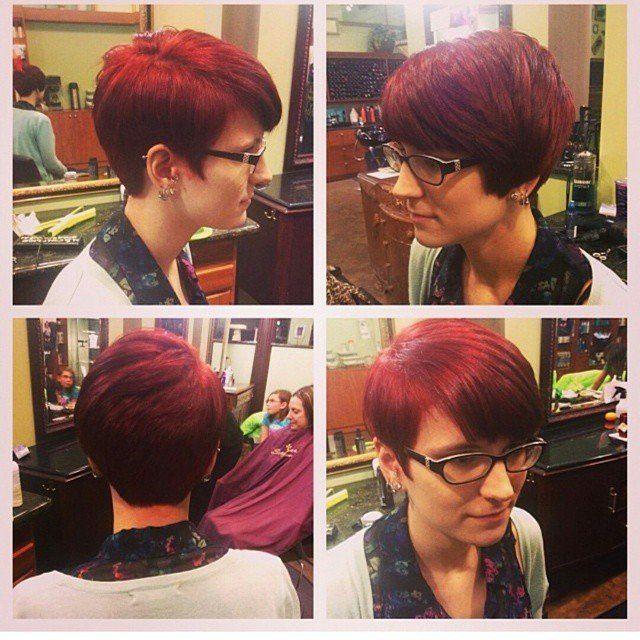Meisjes met roooooooode haren…..die zijn PRACHTIG! 14 superstoere rode korte kapsels!