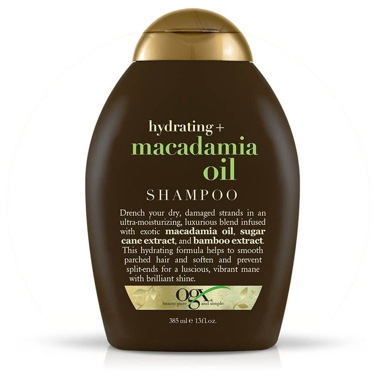 (OGX) Organix Shampoo Macadamia Oil 13oz (3 Pack) >>> Read more info by clicking the link on the image. #hairinspiration