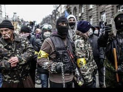 Экстремисты москали так и не стали своими на Украине Новости Донбасс Деб...